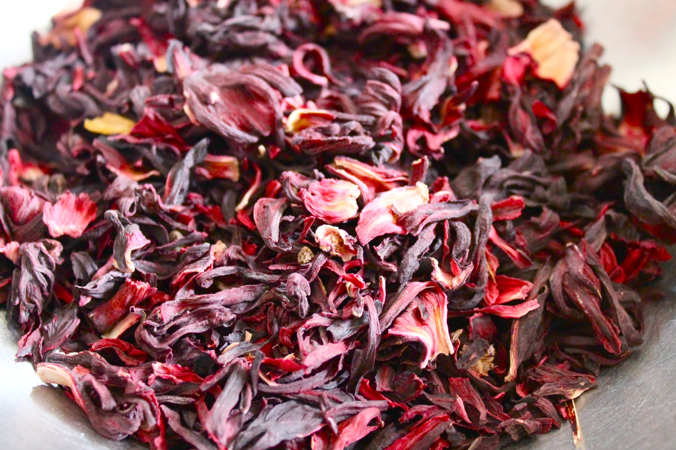 Nigerian Dried Hibiscus Flower Jalbas Agrarian Ltd